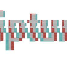 Chiptune Sticker