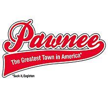 Pawnee (Parks & Recreation) Photographic Print