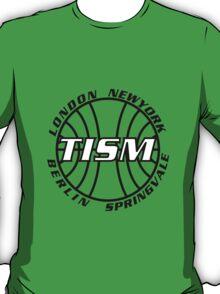 London, New York, Berlin, Springvale T-Shirt