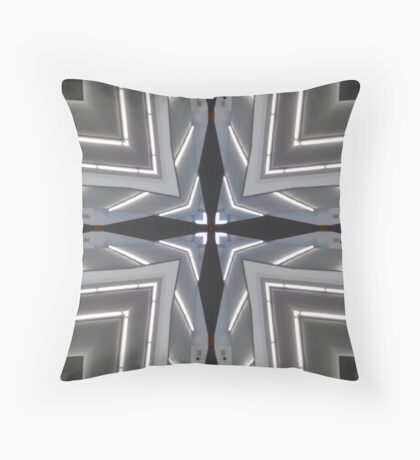 Ceiling Crush Throw Pillow