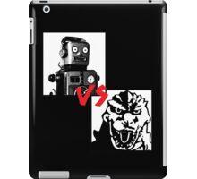 Robots Vs Monsters iPad Case/Skin