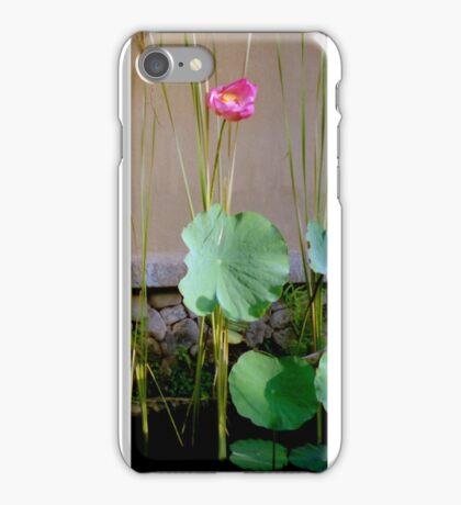 Bali Pond iPhone Case/Skin