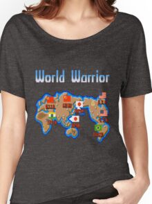World Warrior Women's Relaxed Fit T-Shirt