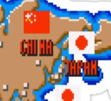 World Warrior Sticker
