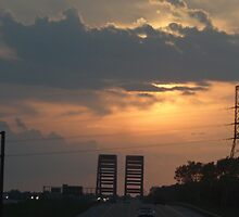 Sun behind clouds 5-15-2013 by alshark7