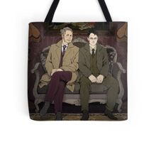 Murder Husbands Tote Bag