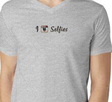 I Instagram Selfies Mens V-Neck T-Shirt