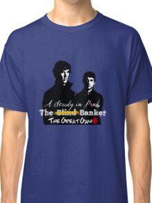 Sherlock Series 1 Classic T-Shirt