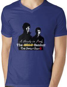 Sherlock Series 1 Mens V-Neck T-Shirt