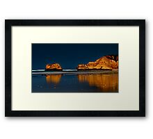 """""""Moments Before The Storm"""" Framed Print"""