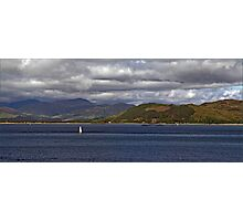 Summer Sails Photographic Print