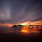 CROMER PIER SUNRISE. by Norfolkimages