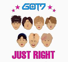 Got7 Just Right Unisex T-Shirt