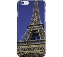 The Eiffel Tower iPhone Case/Skin