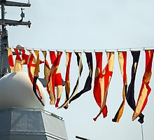 naval signal flags by mrivserg