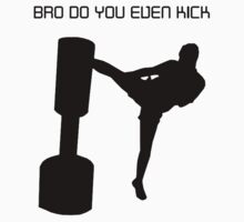 bro do you even kick by mrawesome89