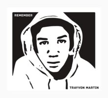 Remember Trayvon Martin T-Shirt by BroadcastMedia