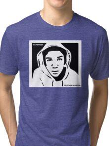 Remember Trayvon Martin T-Shirt Tri-blend T-Shirt