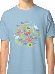 print Sea Classic T-Shirt
