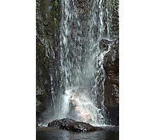Inversnaid Waterfall Photographic Print