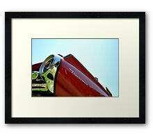 Chrome Bumpers 07 Framed Print