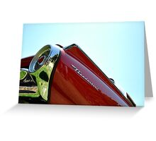 Chrome Bumpers 07 Greeting Card