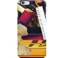 Express It. Crazy as it Sounds. iPhone Case/Skin
