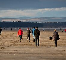 West Sands by Roger McNally