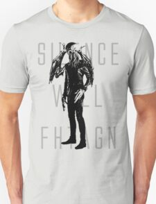 Silence Will Fhtagn Unisex T-Shirt
