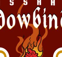 Asshai Shadowbinders Sticker