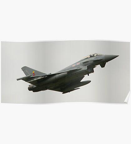 Typhoon 41 Squadron Poster
