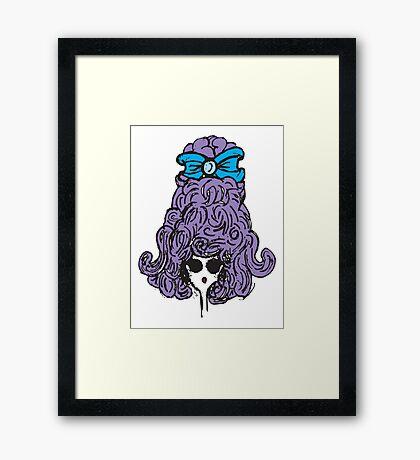Bow Peep Framed Print