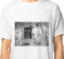 Weathered Plaster Classic T-Shirt