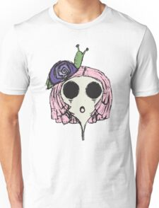 Snail Girl Unisex T-Shirt