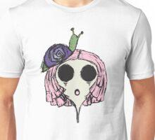 Snail Girl Unisex T-Shirt