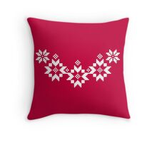 Festlig Throw Pillow