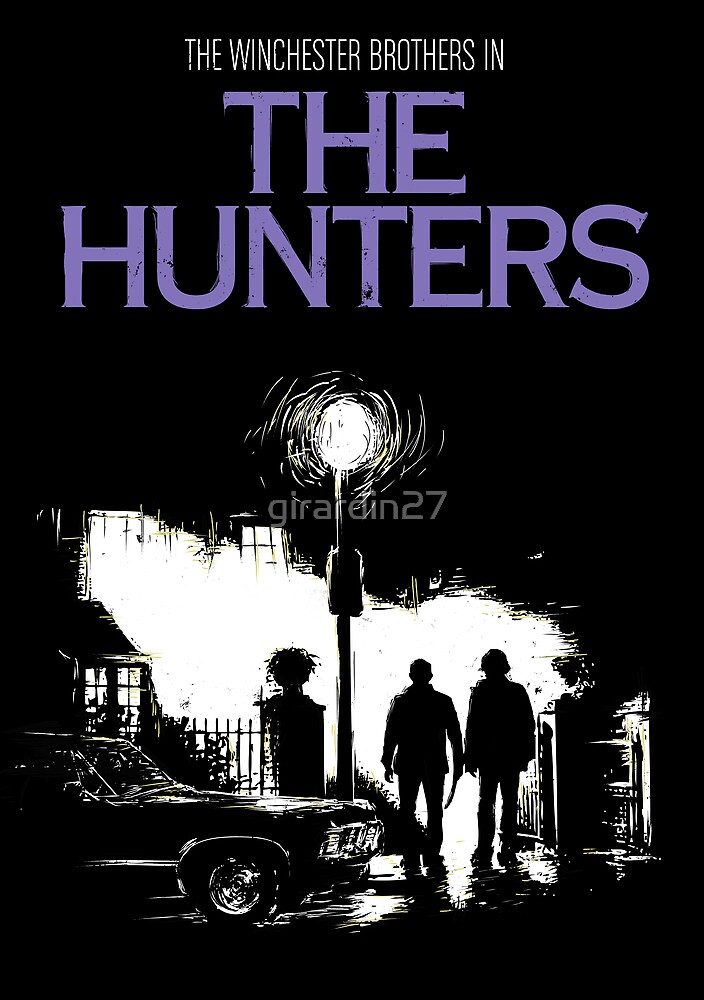The Hunters (Supernatural & The Exorcist) by girardin27