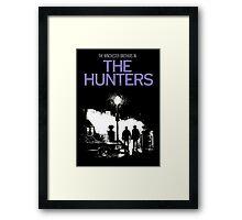 The Hunters (Supernatural & The Exorcist) Framed Print