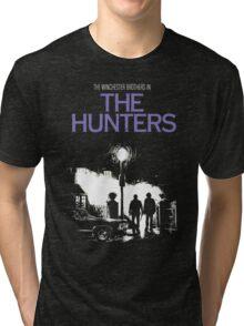 The Hunters (Supernatural & The Exorcist) Tri-blend T-Shirt