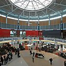 Qantas Terminal 2, Sydney Australia (interior) by Property & Construction Photography