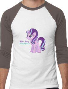 Starlight Glimmer from MLP:FIM! Men's Baseball ¾ T-Shirt