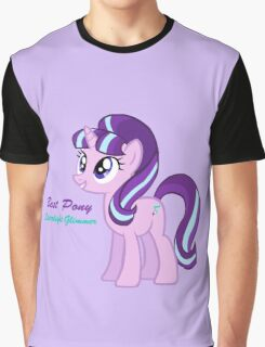 Starlight Glimmer from MLP:FIM! Graphic T-Shirt
