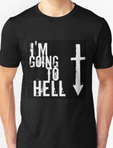 The Pretty Reckless I'm Going To Hell  T-Shirt