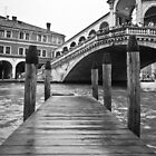 Rialto Bridge by Roger McNally