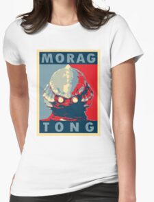 Morag Tong Womens Fitted T-Shirt