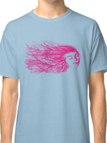 she grows corals in her hair Classic T-Shirt