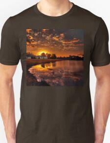 Reflecting sun Unisex T-Shirt