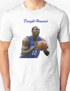 Dwight Howard Orlando T-Shirt