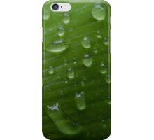 Macro Water Droplet iPhone Case/Skin