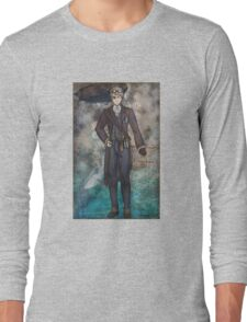 Steampunk America Long Sleeve T-Shirt